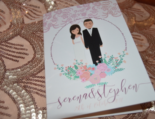 Personalised Cards – Character Delight